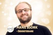 Arne m text
