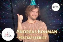 KMS Festmästeri 2020 HT - Andreas