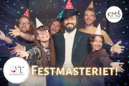 KMS Festmästeri 2020 HT - Grupp 1